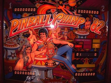 #: Pinball Champ '82
