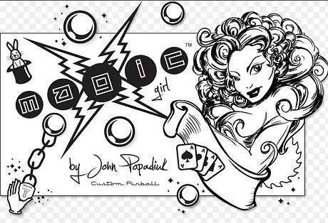 #81: Magic Girl