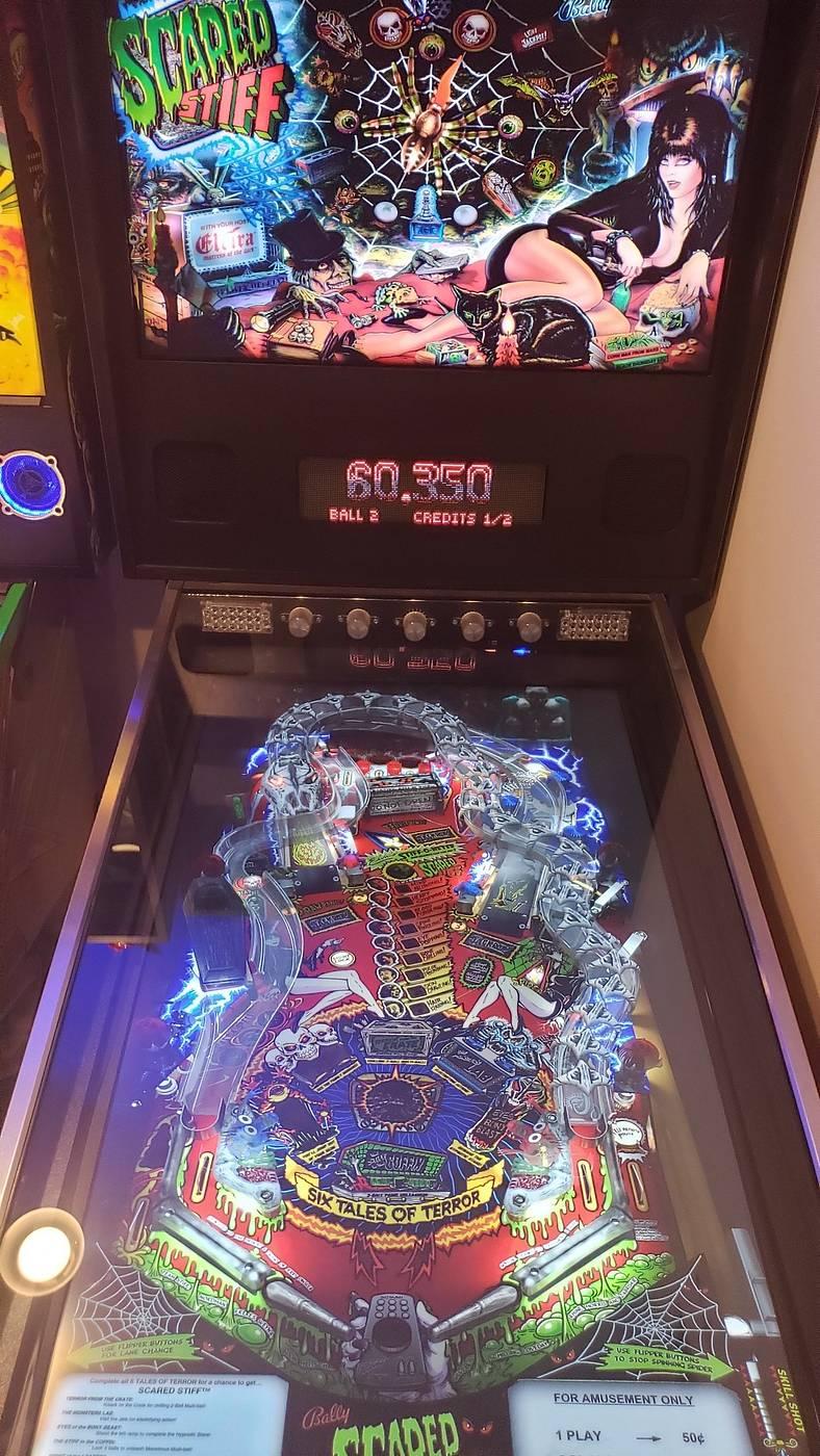 Visual Pinball 4k