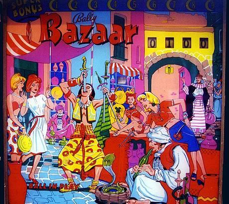 #226: Bazaar