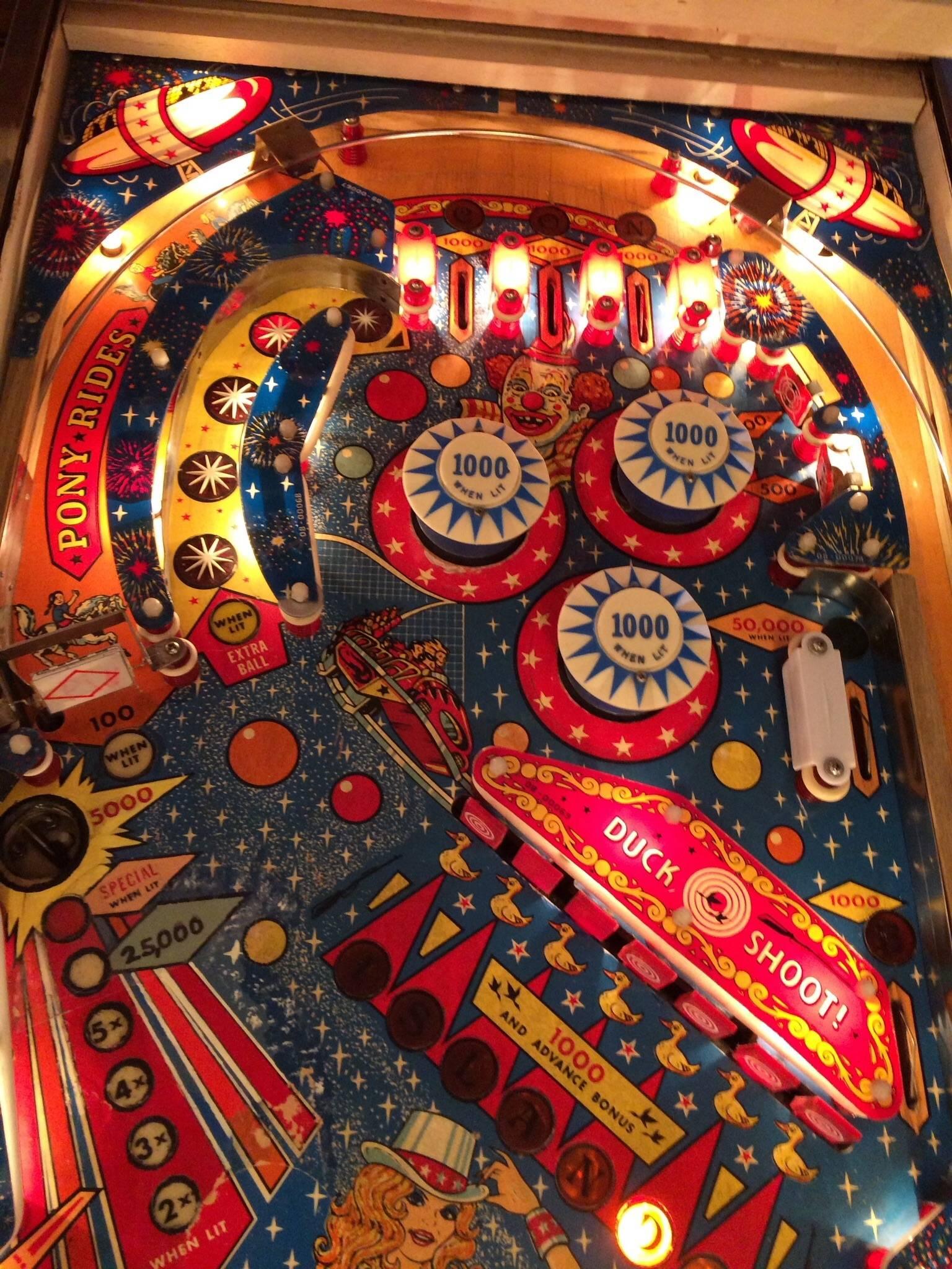 Coney Island Pinball For Sale