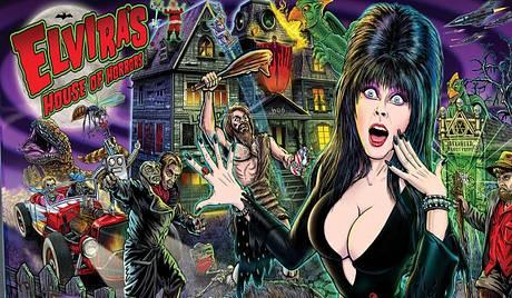 #16: Elvira's House of Horrors (Premium Edition)