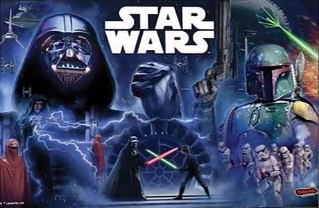 #16: Star Wars (Premium/LE)