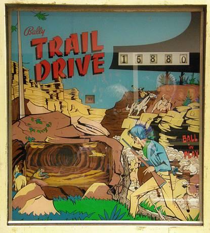 #246: Trail Drive