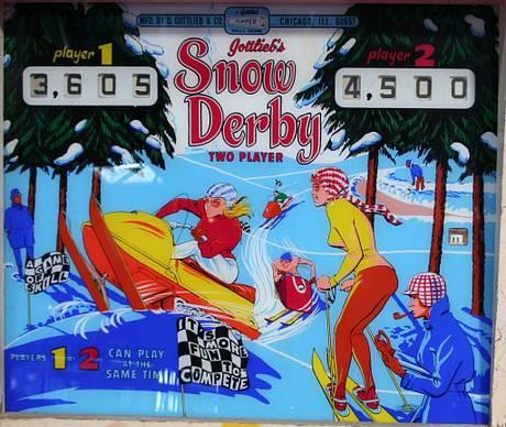 #51: Snow Derby