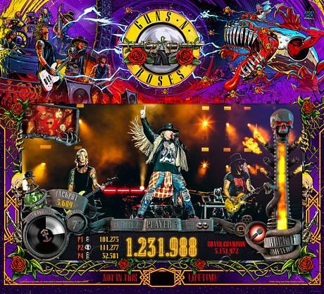 #1: Guns N' Roses (CE)