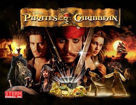 #51: Pirates of the Caribbean