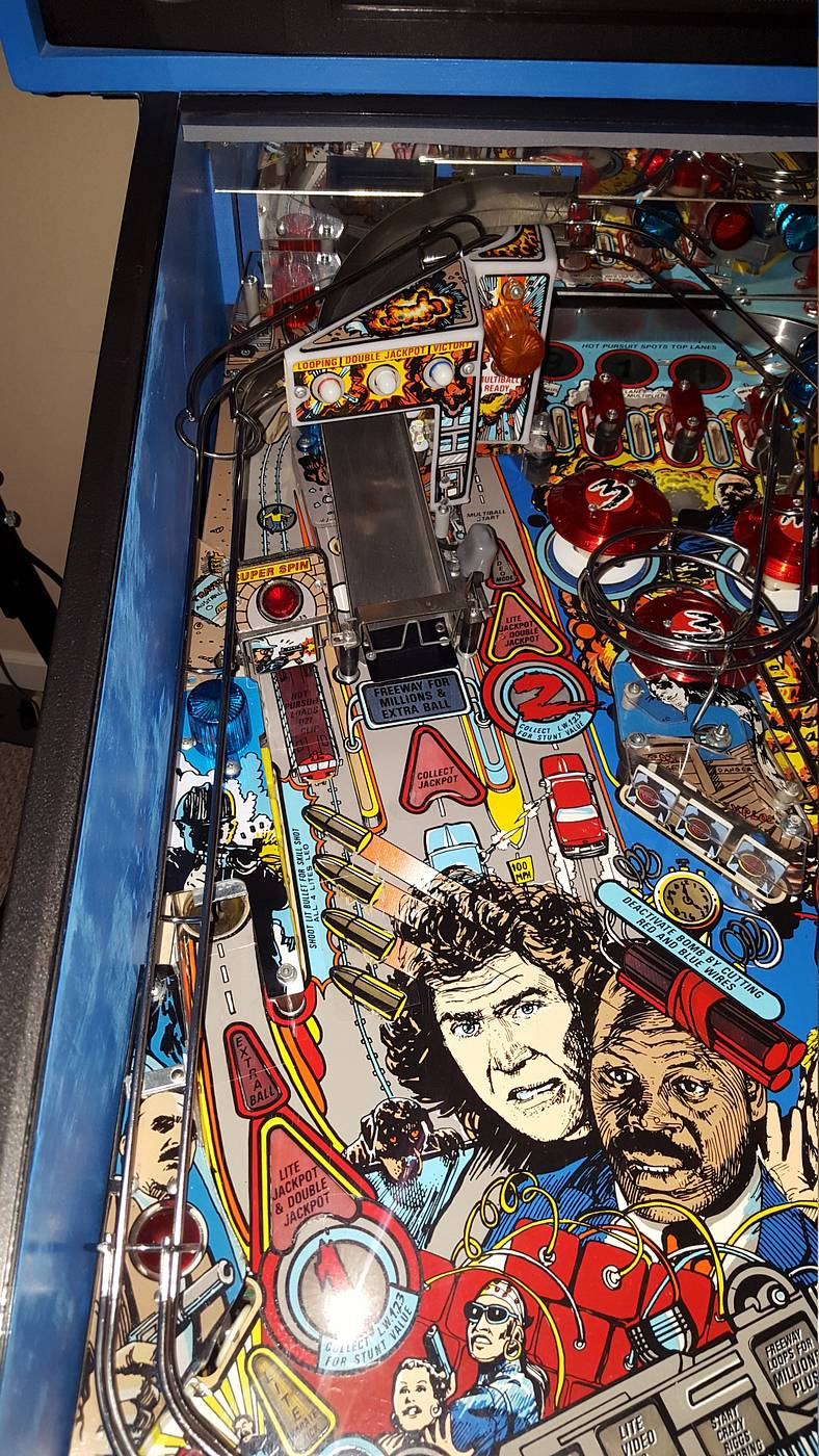 For Sale De Lethal Weapon 3 Pinball Machines For Sale