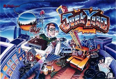 #21: Junk Yard