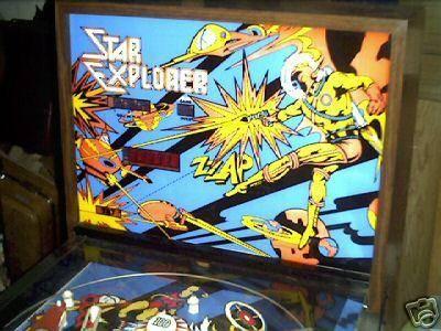 #1: Star Explorer