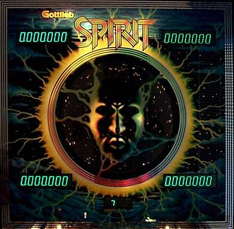 #1: Spirit