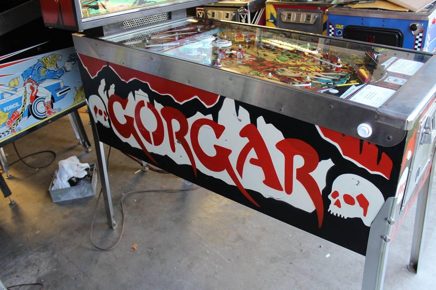 For sale: Gorgar - for sale | Pinside Market