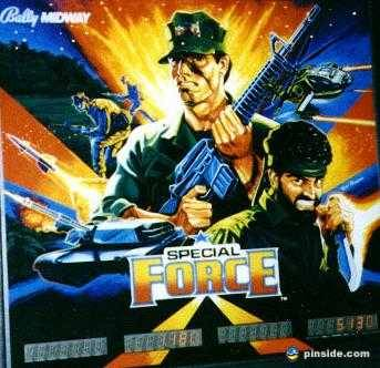 #6: Special Force