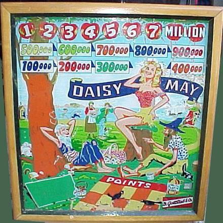 #136: Daisy May