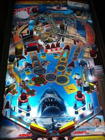 evil dead pinball machine
