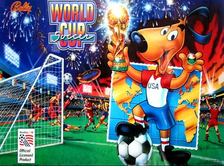 #56: World Cup Soccer